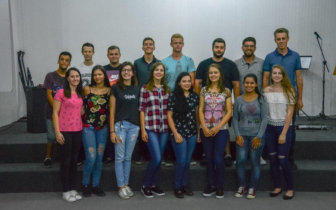 Novo ano letivo na Faculdade Batista Pioneira