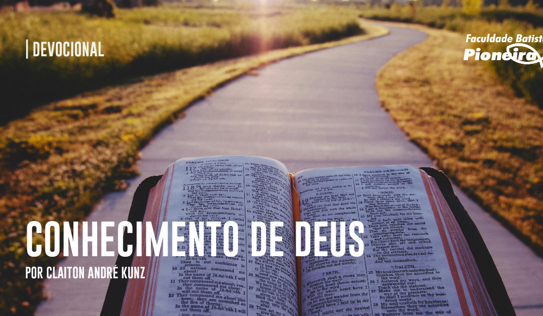 Conhecimento de Deus